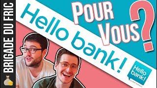 Hello bank avis - Banque en Ligne