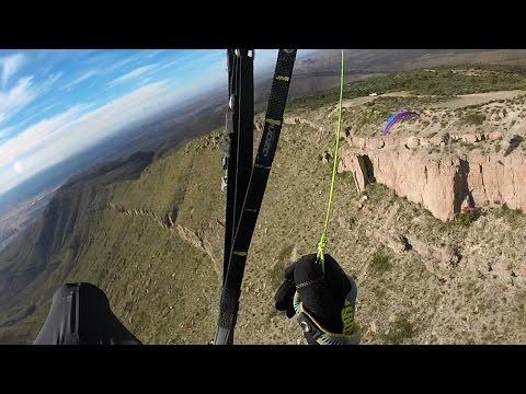 Ozone Buzz Z5 - Dry Canyon with new PG friends - Finally!