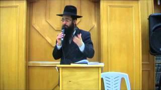 הרב יעקב בן חנן שיעור באשקלון {תשע