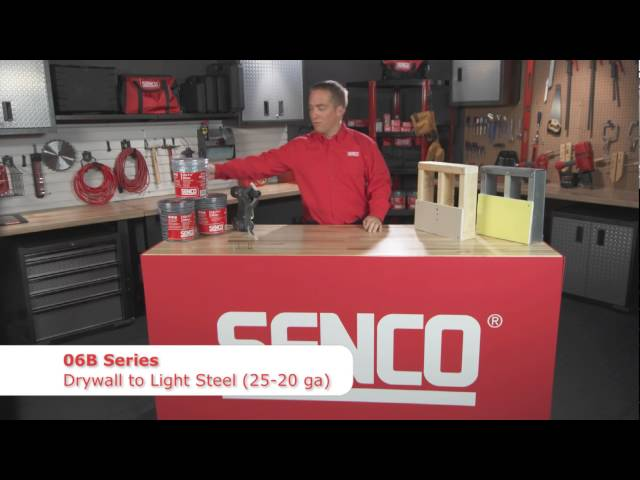 SENCO Duraspin II Drywall Applications