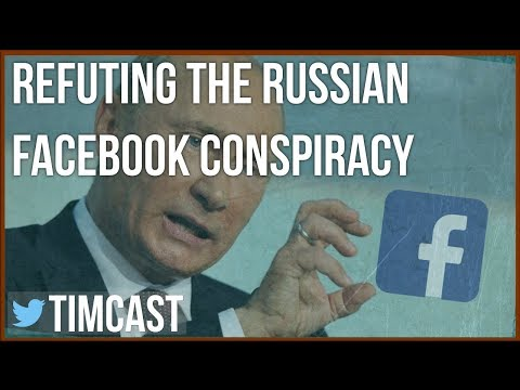 THE RUSSIA FACEBOOK AD CONSPIRACY, FAKE NEWS?
