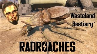 Fallout: Wasteland Bestiary - Radroaches