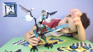 ЧИ Варди обзор Лего Чима набор 70210   LEGO CHIMA   Chi Vardy review! large action figure set 70210