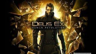 """Фильм """"Deus Ex: Human Revolution"""" ( игрофильм, весь сюжет) [60fps, 720p] Серия № 18"""