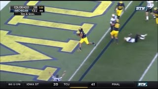 2016: Michigan 45 Colorado 28