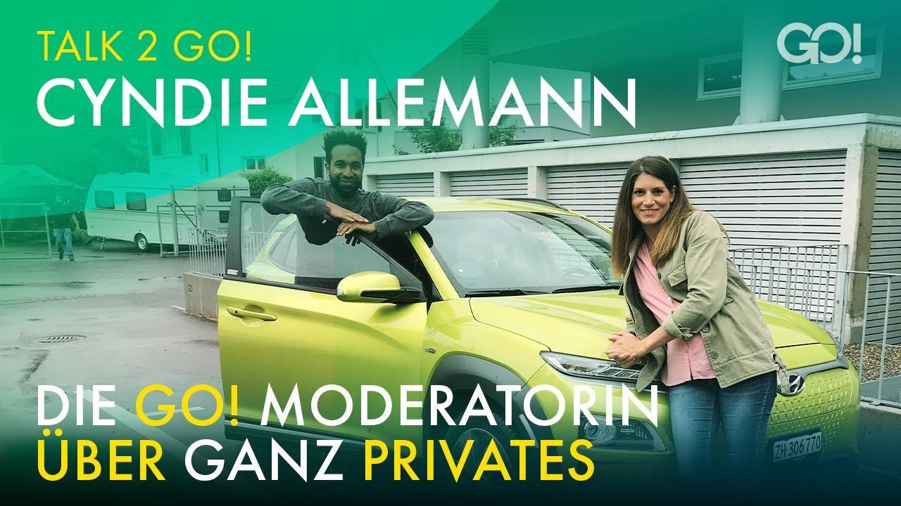 Ex-Rennfahrerin Cyndie Allemann spricht über Privates