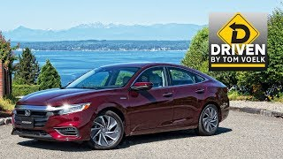 Driven- 2019 Honda Insight Touring Car Review
