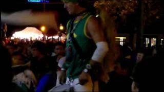 EuroCup 08 - Street-Samba downtown Zürich