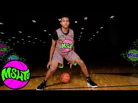 Pierre Brooks II is a BIG TIME prospect from Detroit - MSHTV Camp 2016