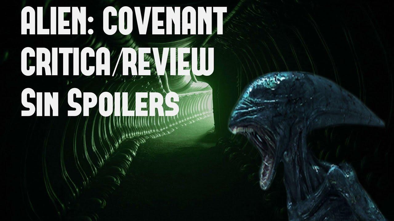 Alien Covenant Spoiler