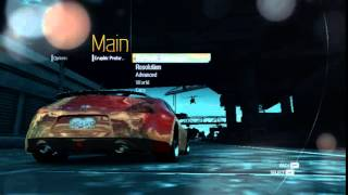 Need For Speed: Undercover Low Settings !!!