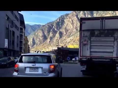 Passeig per Andorra la Vella