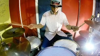 Andy Mineo - Paganini (Drum cover)