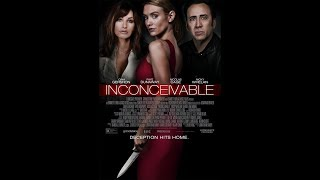 Непостижимое / Inconceivable (2017) Трейлер (дублированный)