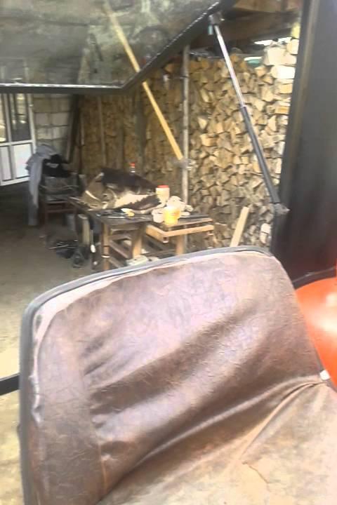Самодельная кабина минитрактора (Часть 2)