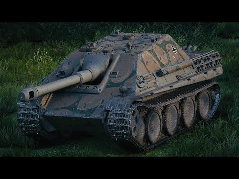 World of Tanks Jagdpanther - 8 Kills 5K Damage thumbnail