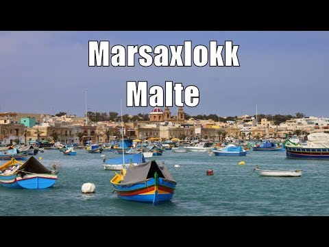Amazing Malta/Marsascala/travel guide