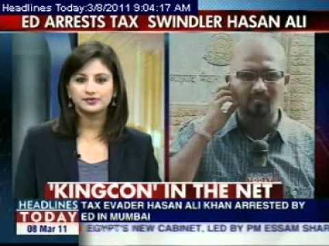 Nida Khan, Headlines Today.DAT