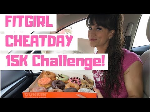 FITGIRL CHEAT DAY #2 - 15K Challenge!