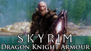 Skyrim Mod: Dragon Knight Armour