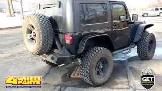 2012 Jeep Jk Wrangler X Parts By 4 Wheel Parts
