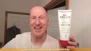Cremo Head Shave