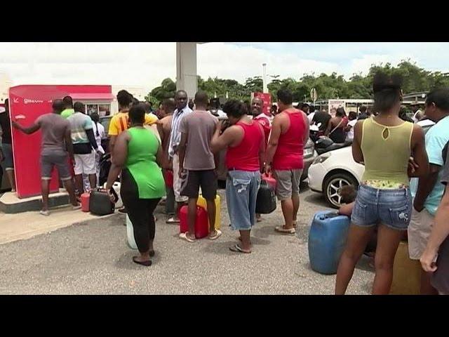 Французская Гвиана парализована всеобщей забастовкой