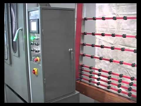 Download Hiseng Glass Sand Blasting Machine