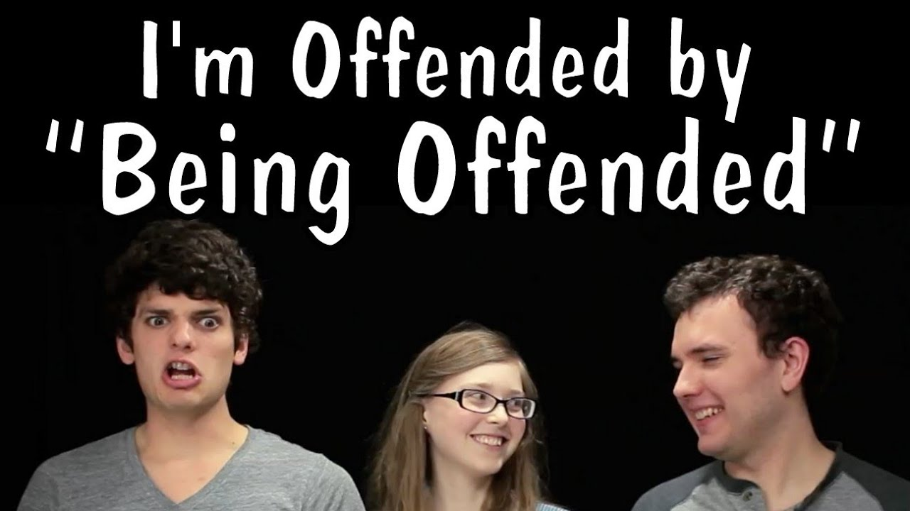 Messy Mondays: I'm Offended by Being Offended