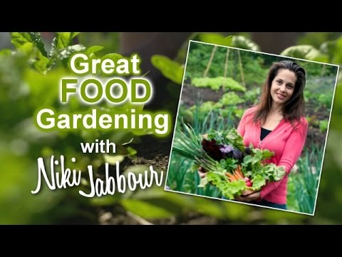 GREAT FOOD GARDENING With Niki Jabbour Ep.101