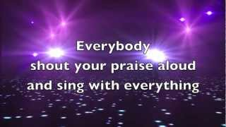 Planetshakers - Put Your Hands Up (Lyrics)