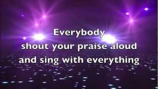Planetshakers Put Your Hands Up Lyrics