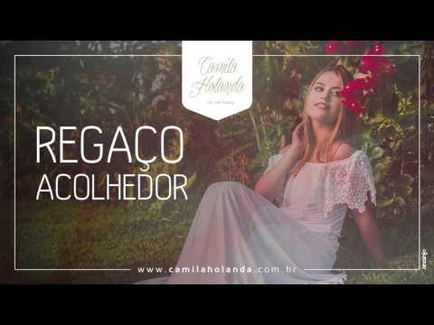 """Camila Holanda - """"Regaço acolhedor"""""""