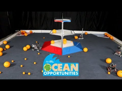 OCEAN OPPORTUNITIES2019 FIRST Global Challenge