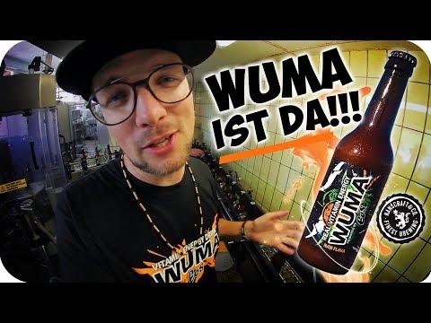 Mein eigener Energy DRINK - Die Abfüllung - WUMA