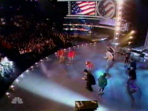 8. Superstars of Dance - Group Dance - United States - Week 1