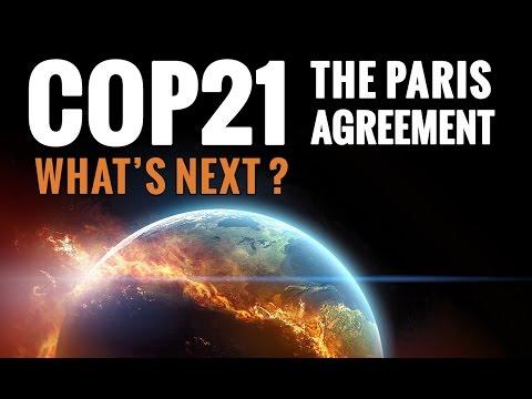 COP21 The Paris Agreement: What's Next?