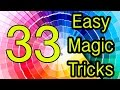Easy magic tricks Revealed 33 Tutorial