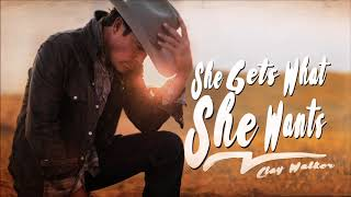 Clay Walker - She Gets What She Wants (Official Audio)
