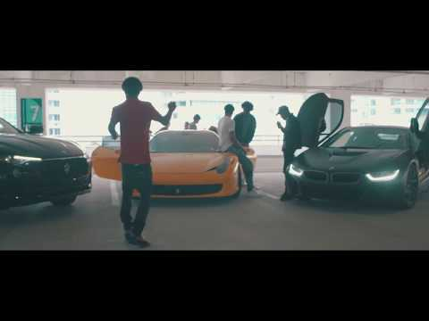 Pop Rock - Wodak Black (Bodak Yellow ) Remix | Dir. Benny Flash