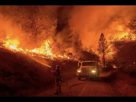 "BREAKING: ""California On Fire"" 5,000 Flee For Their Lives"