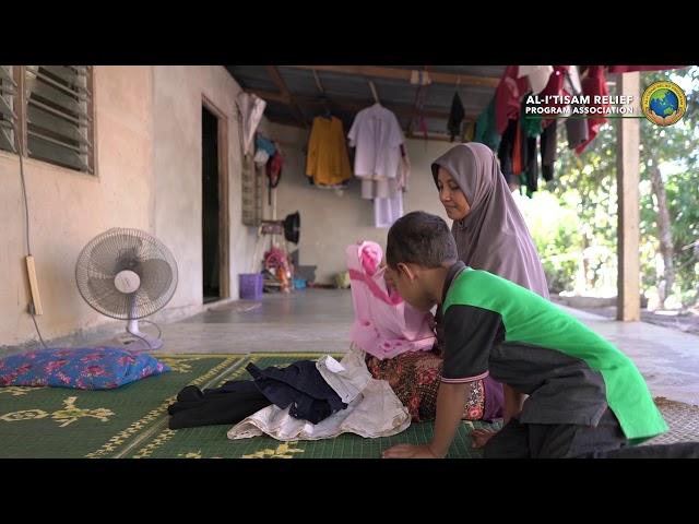 CERIA MALAYSIA : Clip Teaser- Bantuan Ekonomi (memberi joran) untuk warga asnaf Malaysia