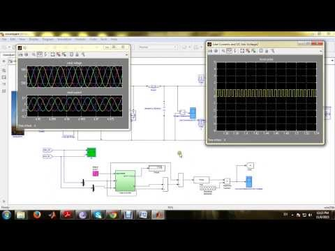 A New Maximum Power Point Tracking Technique | SIMULINK PROJECTS