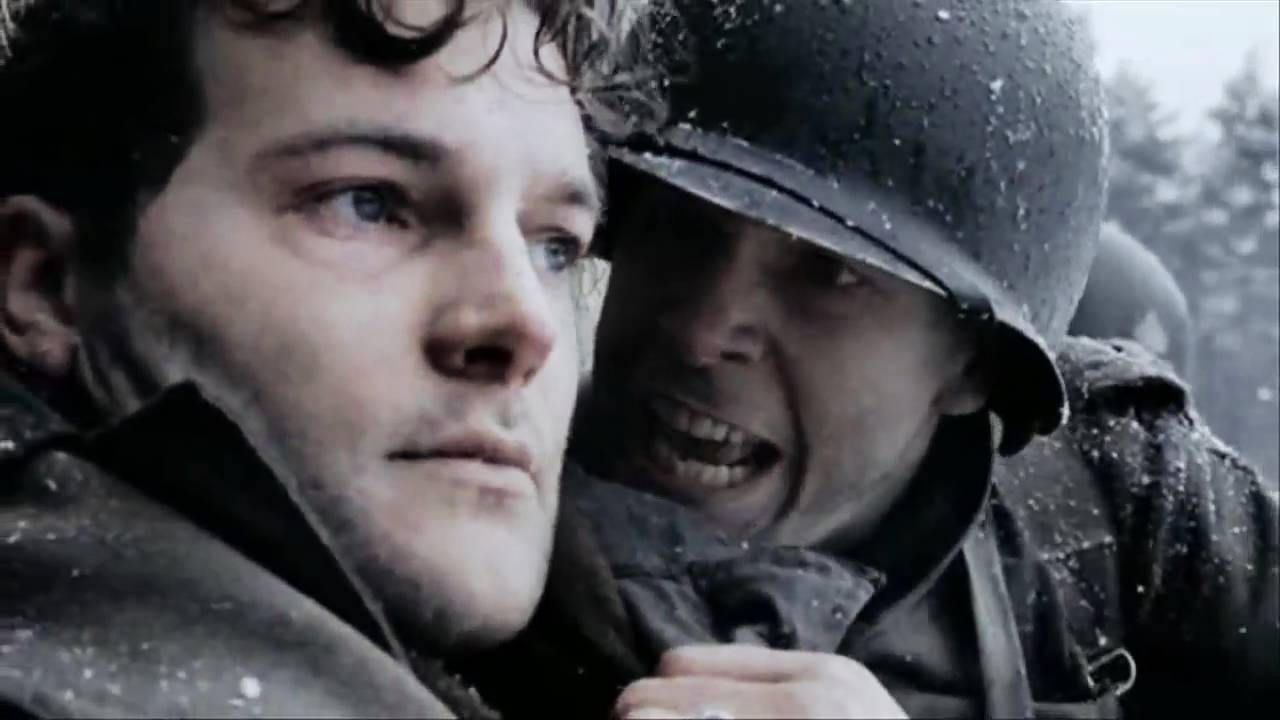 Band of brothers sexual content