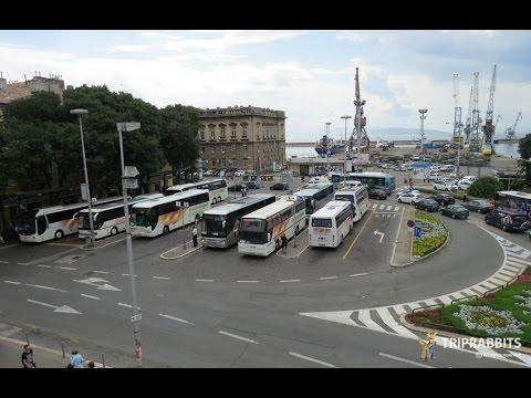 Bus station (Rijeka)