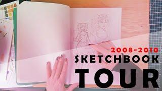 SKETCHBOOK TOUR - 2008-2010