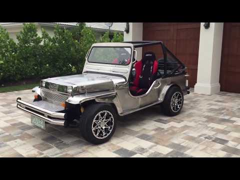 europa kart test Stainless Steel Willys Army Jeep (sort of) Replica Review and Test  europa kart test