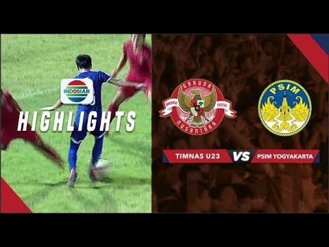 Timnas U23 0 Vs Psim Yogyakarta 0 Highlight