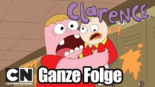 Clarence | Die Rough Riders Grundschule (Ganze Folge) | Cartoon Network