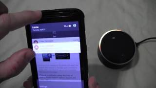 How to Setup the Amazon Echo Dot